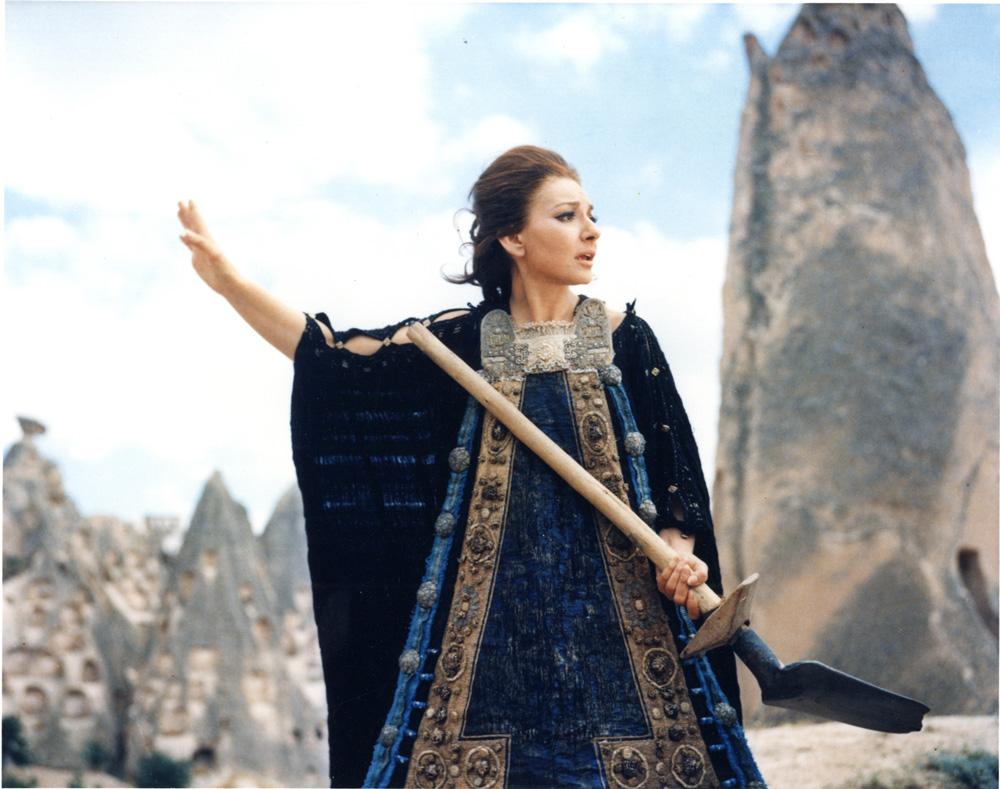 Maria Callas dans Médée