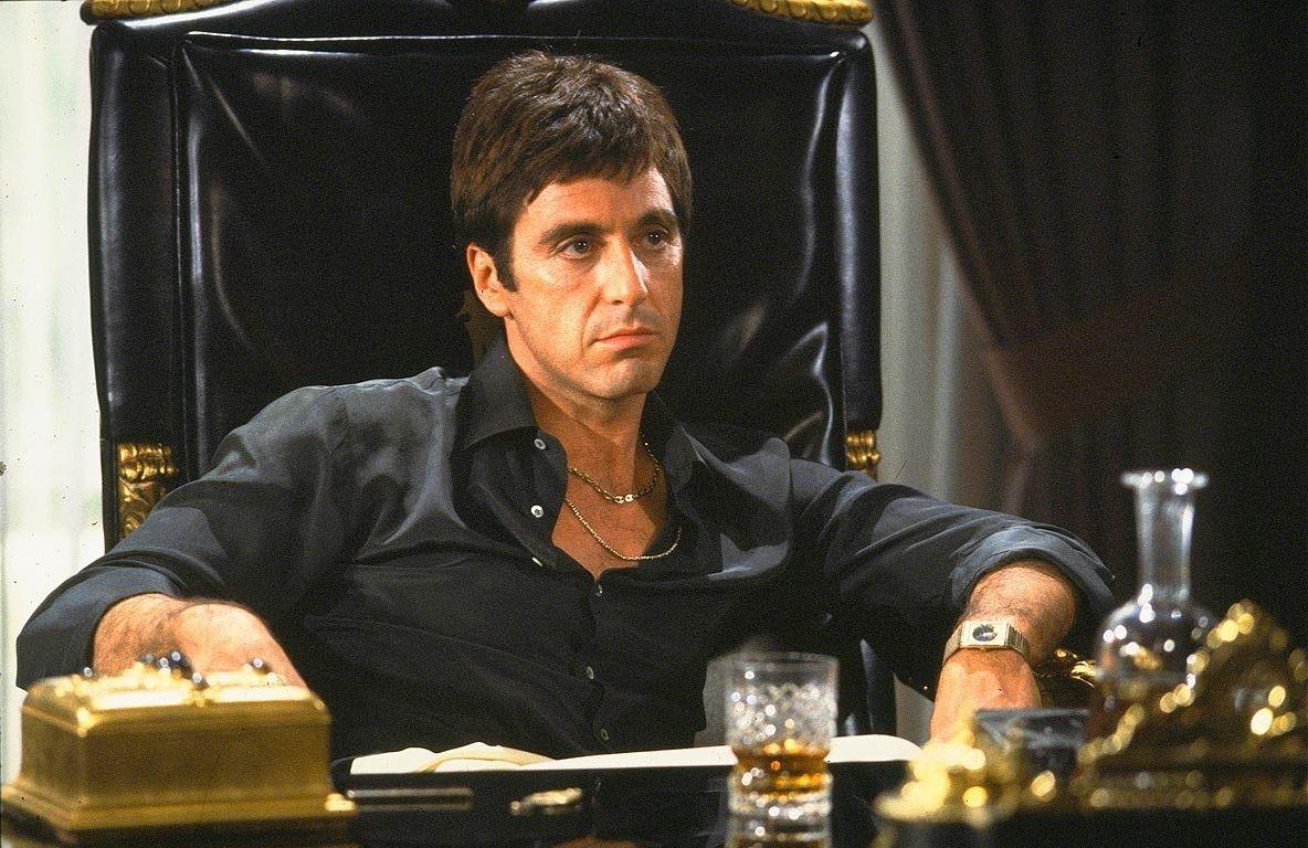 Scarface acteur datant de 18 ans