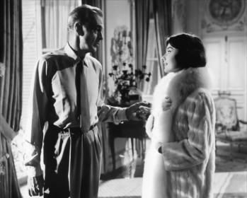 Gary Cooper et Audrey Hepburn