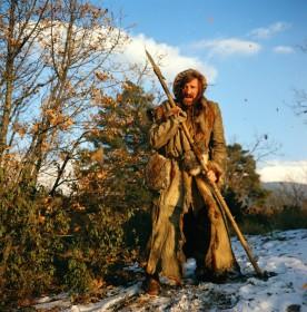 Richard Harris dans Le Convoi sauvage