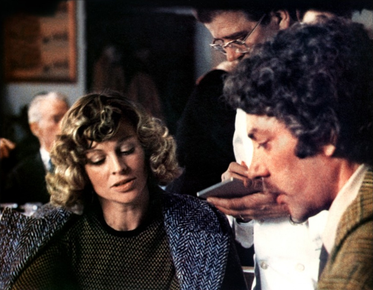 Julie Christie et Donald Sutherland