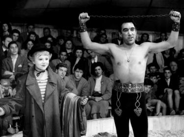La strada, l'autre film de Fellini à ne pas rater ce soir sur ARTE
