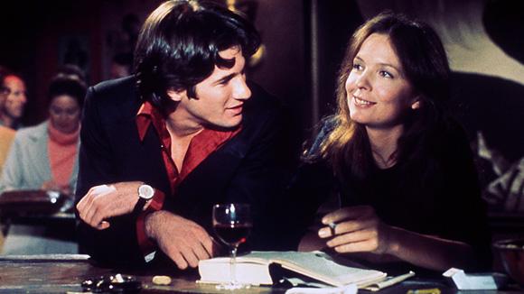Diane Keaton et Richard Gere