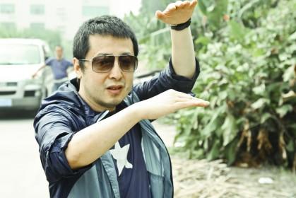 Jia Zhangke sur le tournage de A Touch of Sin