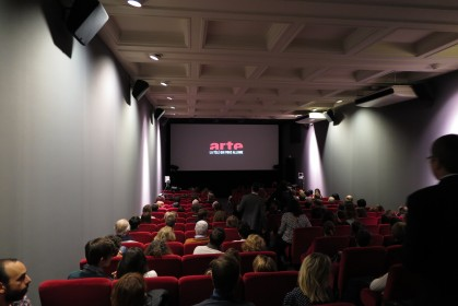 Soirée d'inauguration du Festival du Cinéma d'ARTE