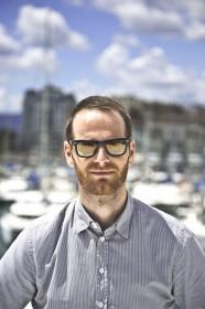 Joachim Trier, l'année dernière au Festival de Cannes (photo Paul Blind)