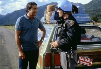 Chevy Chase dans Bonjour les vacances