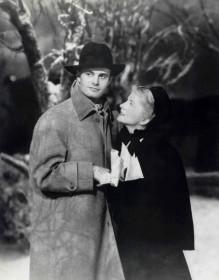 Louis Jourdan et Joan Fontaine dans Lettre d'une inconnue