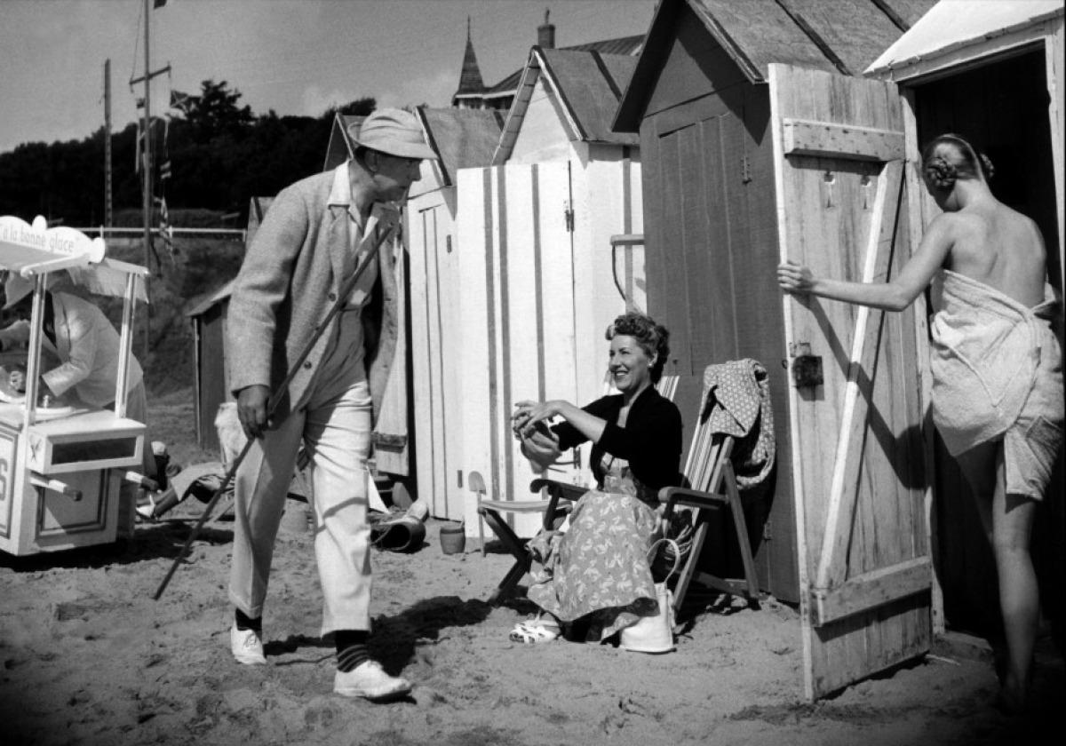 Les Vacances de Monsieur Hulot © Les Films de Mon Oncle.