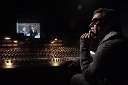 Willem Dafoe dans le rôle de Pier Paolo Pasolini