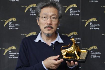 Hong Sangsoo et son Léopard d'or, Locarno 2015