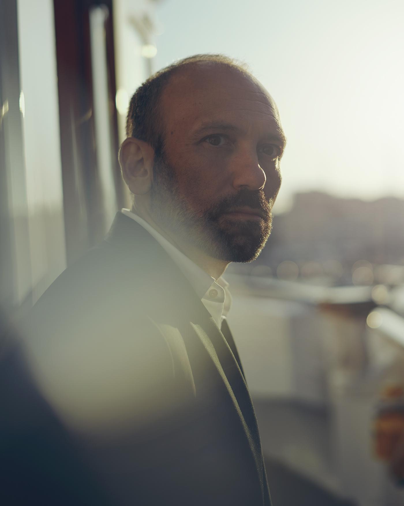 Stefano Savona © Bertrand Noël