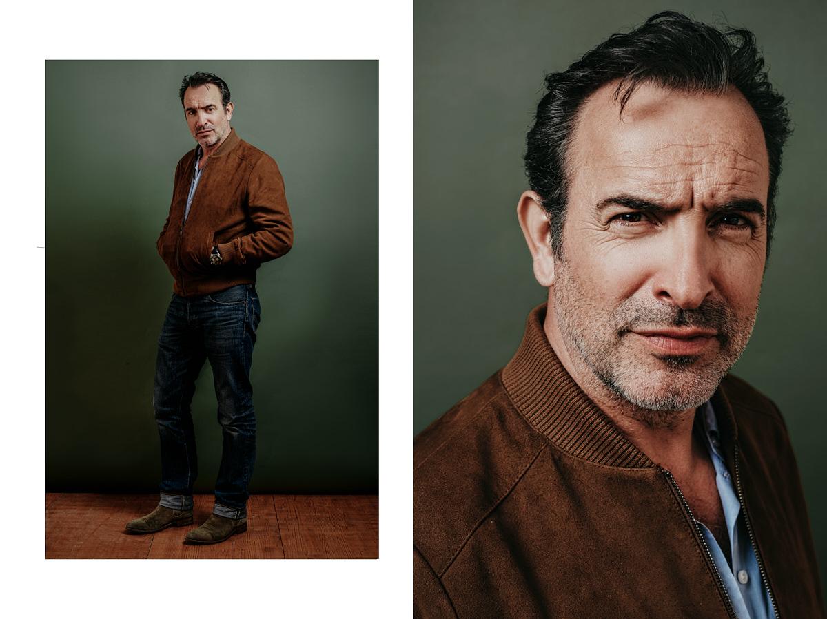 Jean Dujardin © Bertrand Noël