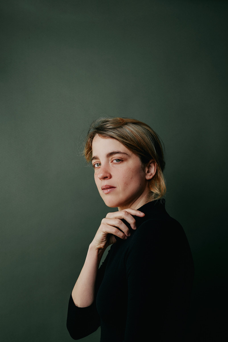 Adèle Haenel © Bertrand Noël