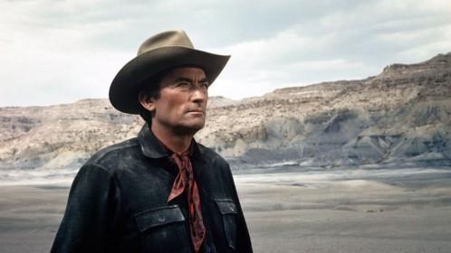 Gregory Peck dans L'Or de MacKenna