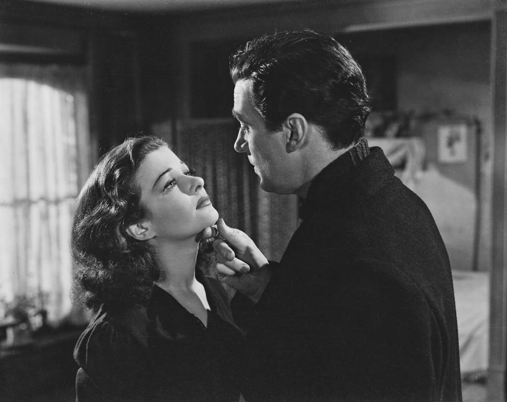 Joan Bennett et Walter Pidgeon dans Chasse à l'homme