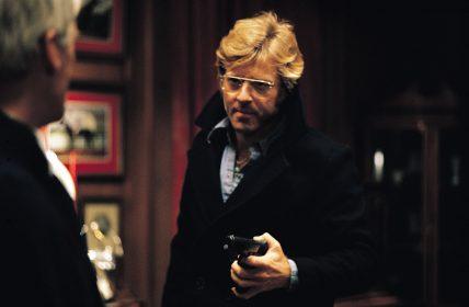 Robert Redford dans Les Trois Jours du Condor de Sydney Pollack