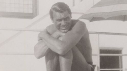 Cary Grant, de l'autre côté du miroir