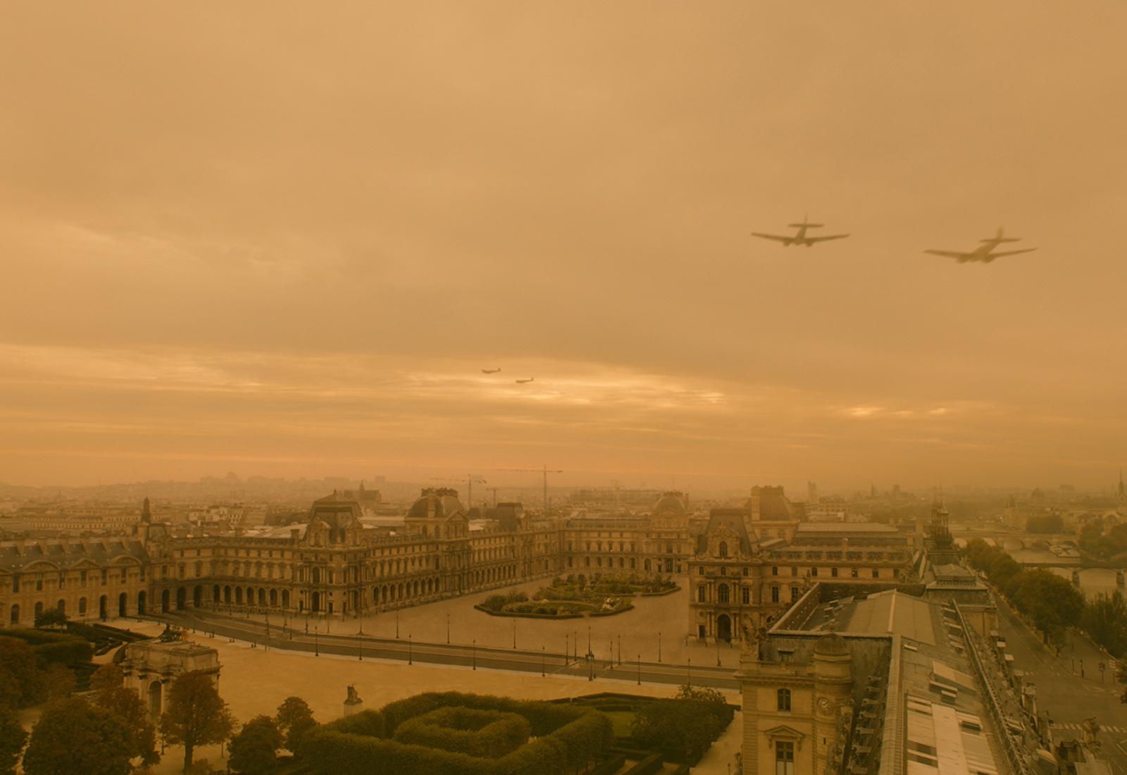 Francofonia, le Louvre sous l'Occupation de Alexandre Sokourov