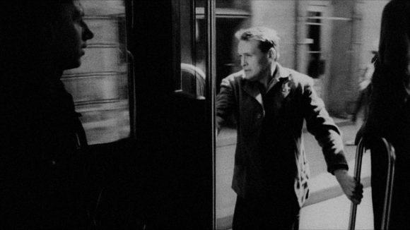 Jerzy Skolimowski dans son film Signes particuliers : néant