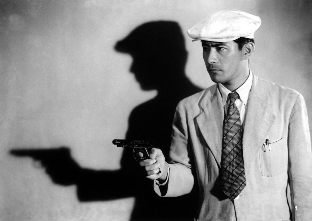 Toshiro Mifune dans Chien enragé