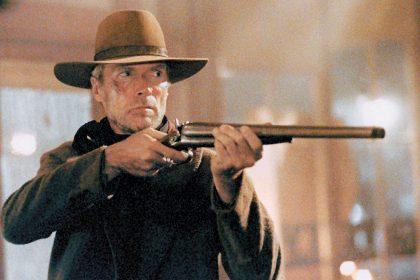 Clint Eastwood dans son film Impitoyable