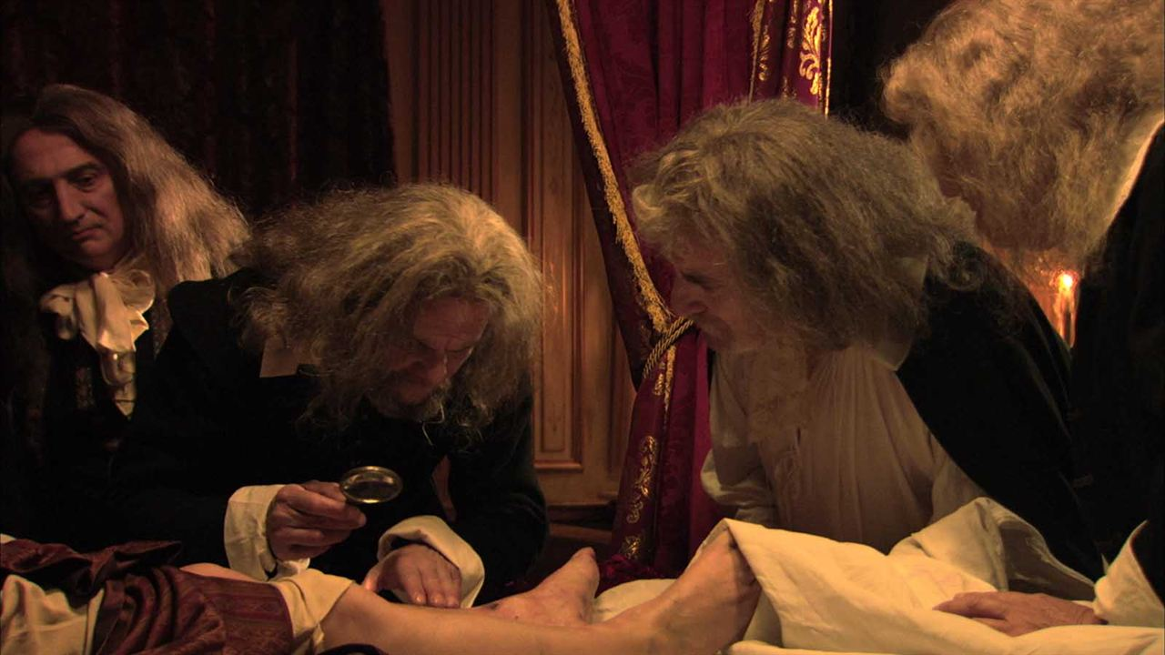 La Mort de Louis XIV de Albert Serra