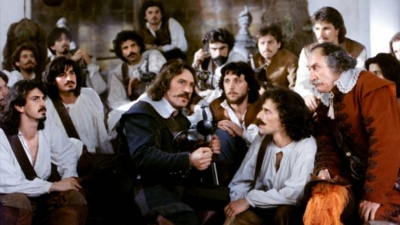 Gérard Depardieu dans Cyrano de Bergerac de Jean-Paul Rappeneau