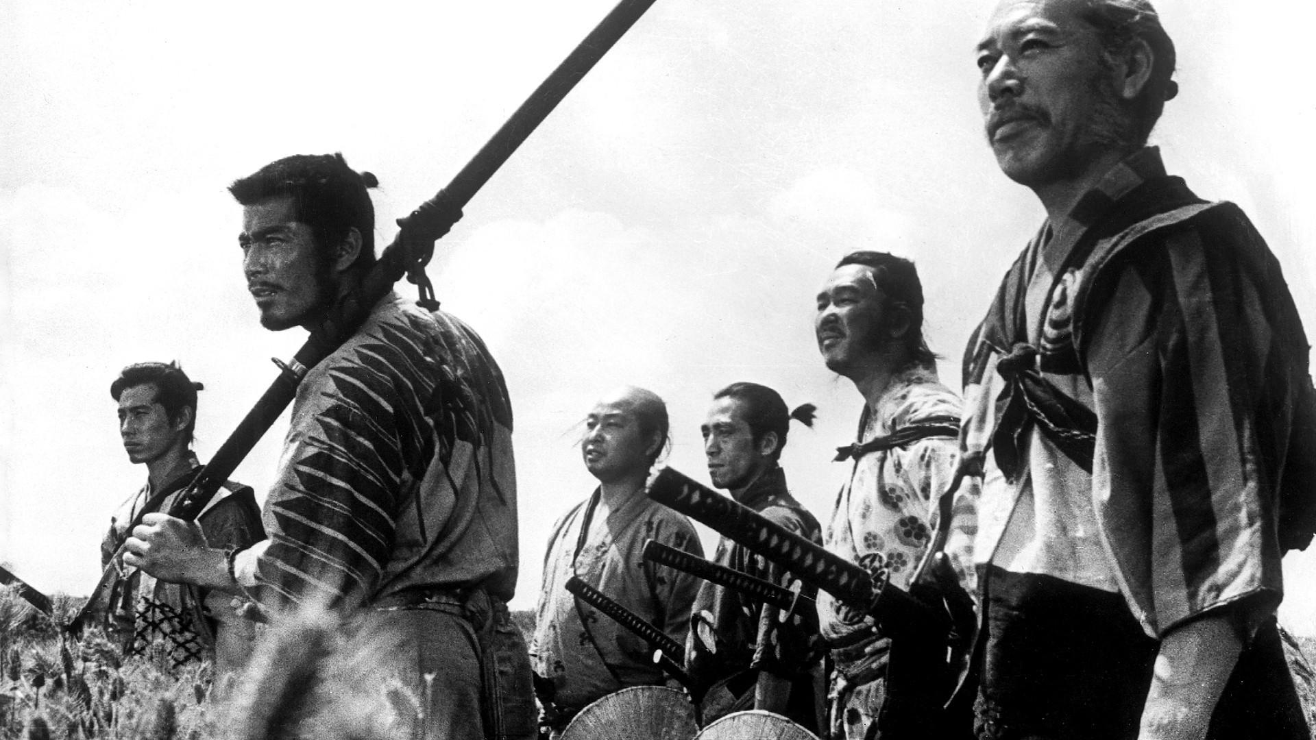 Les Sept Samouraïs de Akira Kurosawa