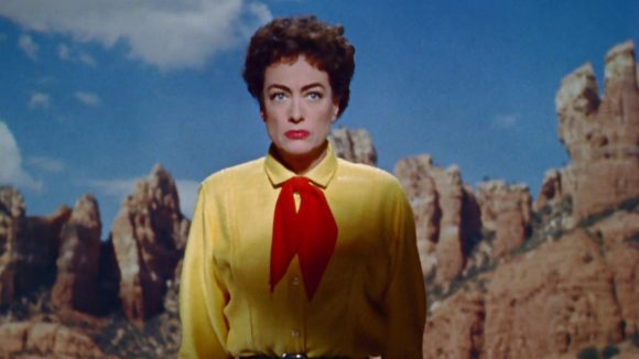 Joan Crawford dans Johnny Guitare de Nicholas Ray