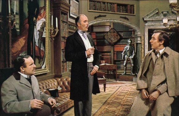 La Vie privée de Sherlock Holmes de Billy Wilder