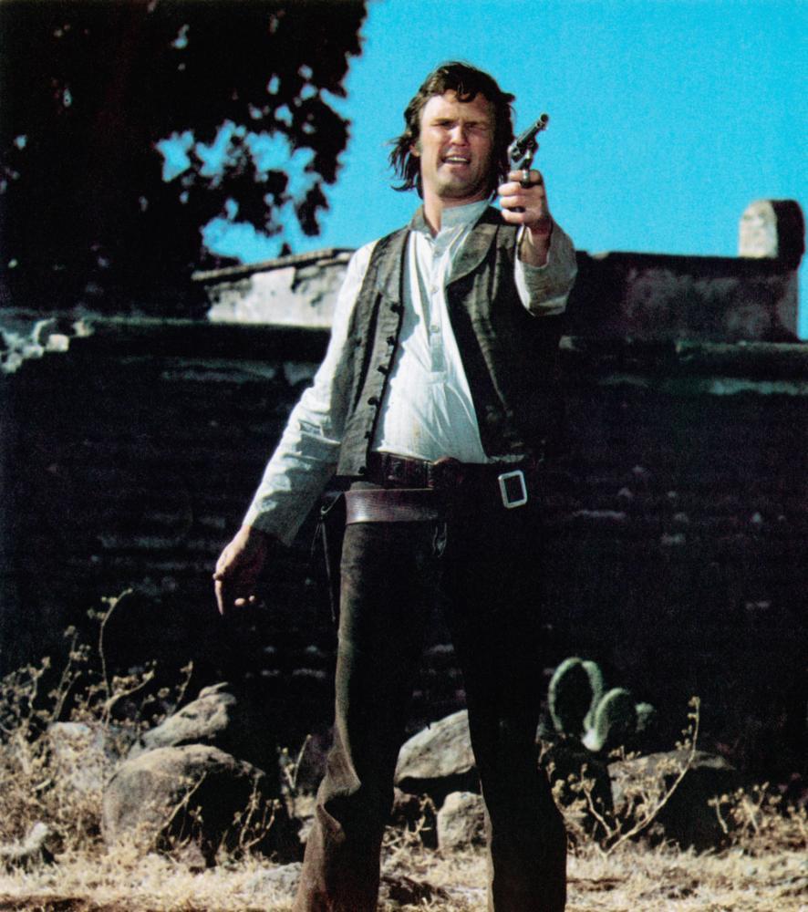 Kris Kristofferson dans Pat Garrett et Billy le Kid