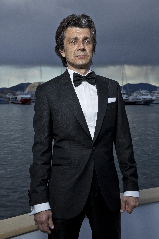 Adrian Purcarescu acteur dans Le Trésor par Paul Blind, Cannes 2015