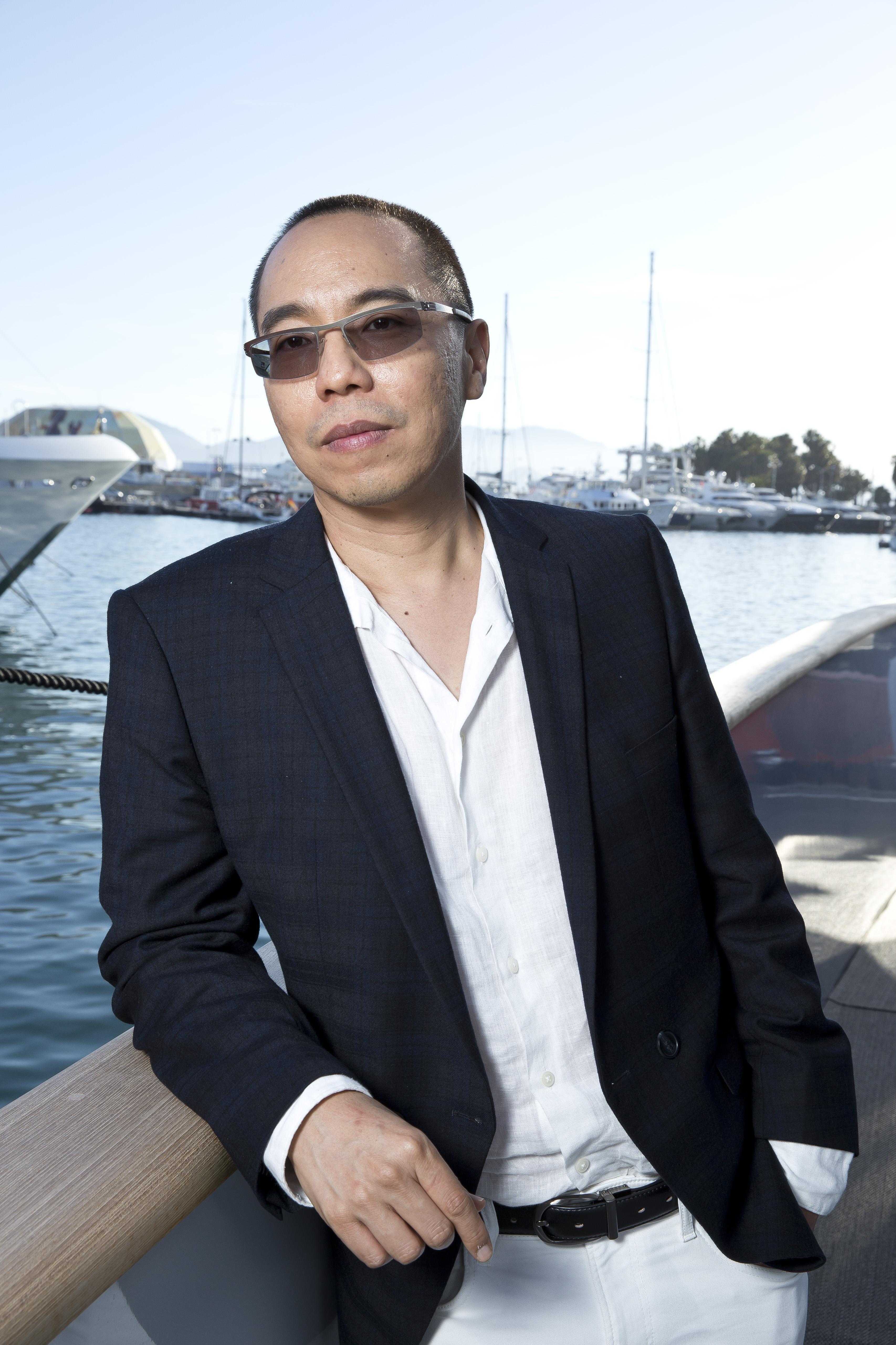 Apichatpong Weerasethakul par Paul Blind, Cannes 2015