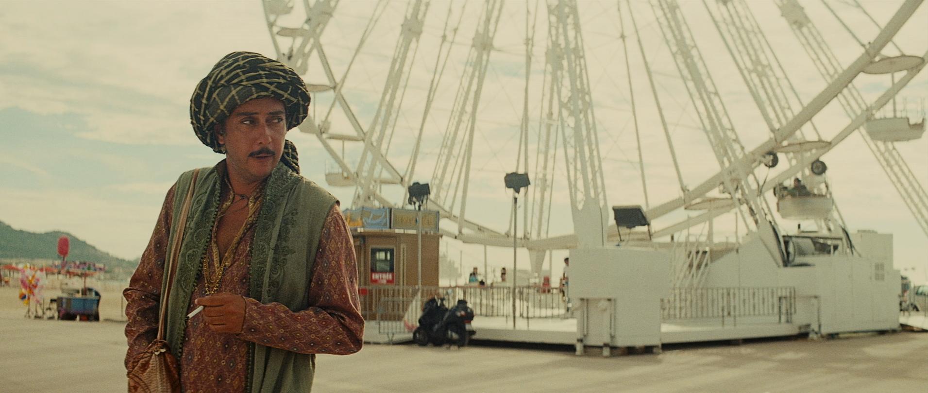 Miguel Gomes dans son film Les Mille et Une Nuits vol. 3, l'enchanté