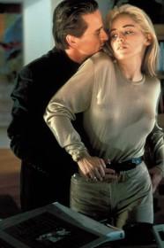 Michael Douglas et Sharon Stone