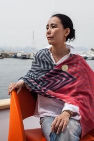 Naomi Kawase à Cannes