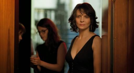 Kristen Stewart et Juliette Binoche dans Clouds of Sils Maria d'Olivier Assayas (Compétition)