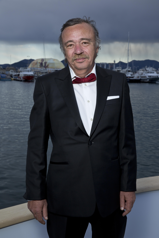 Corneliu Cozmei acteur dans Le Trésor par Paul Blind, Cannes 2015