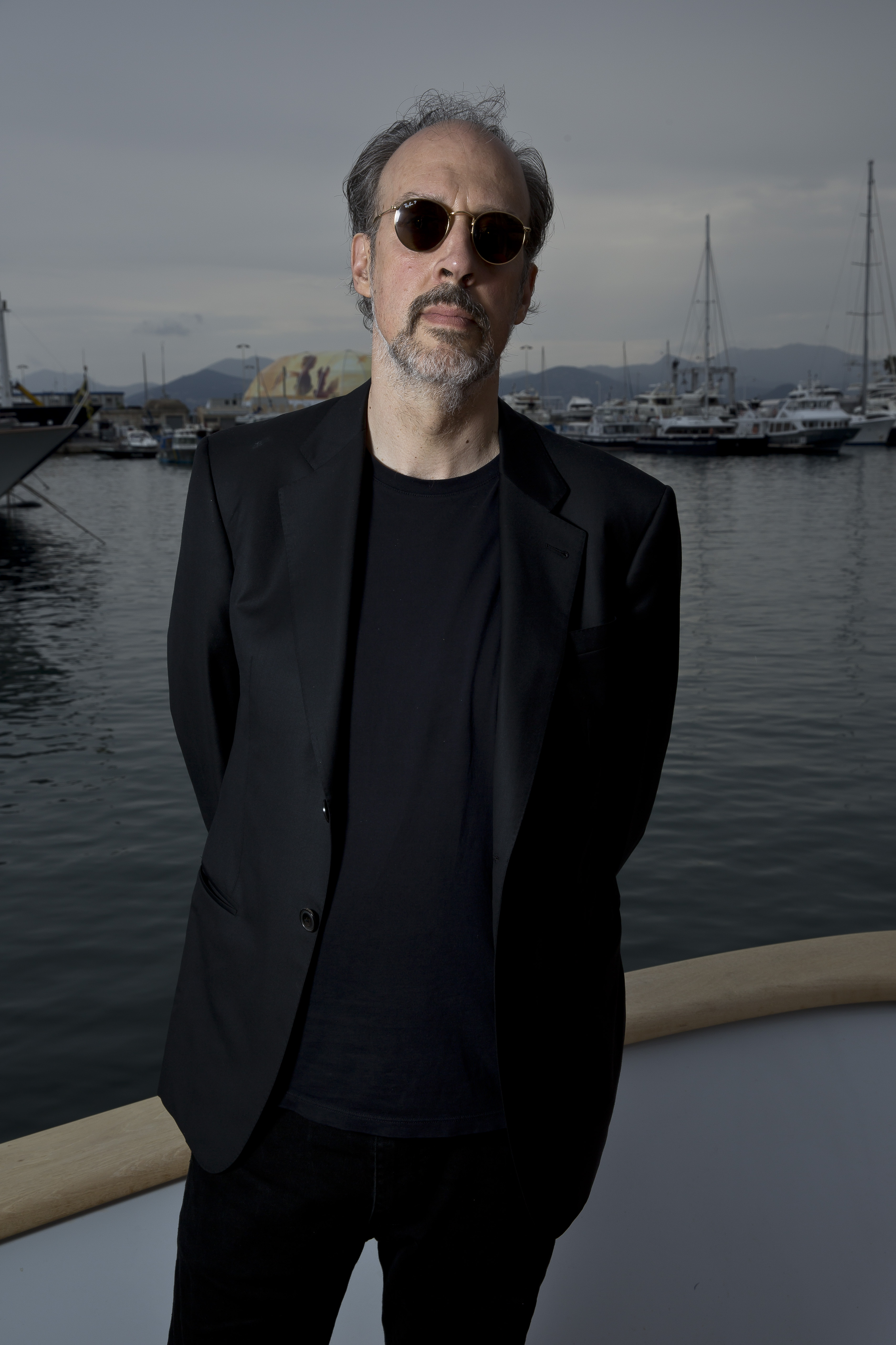 Kent Jones par Paul Blind, Cannes 2015