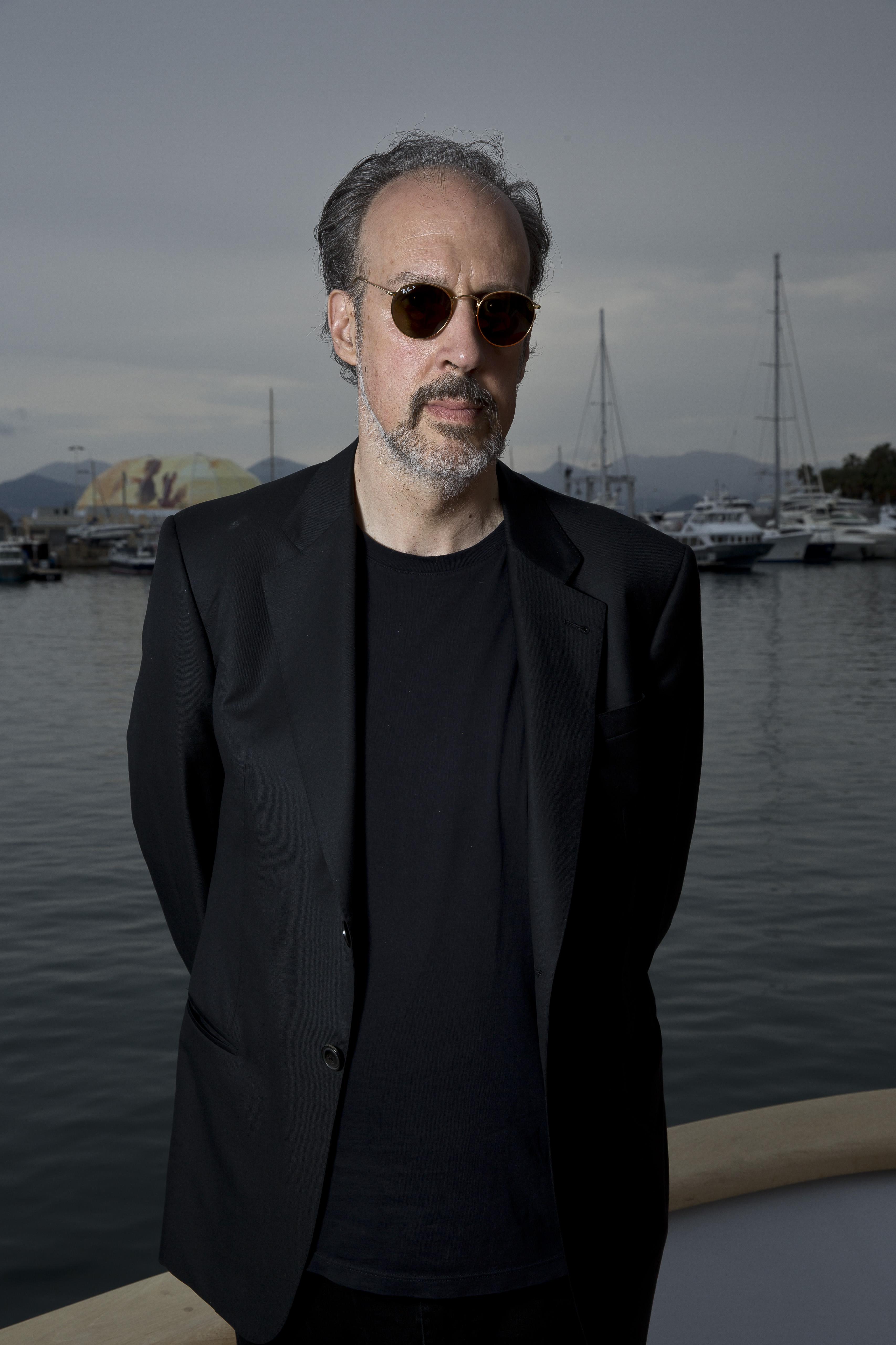 Kent Jones par Paul Blind, Cannes 2015