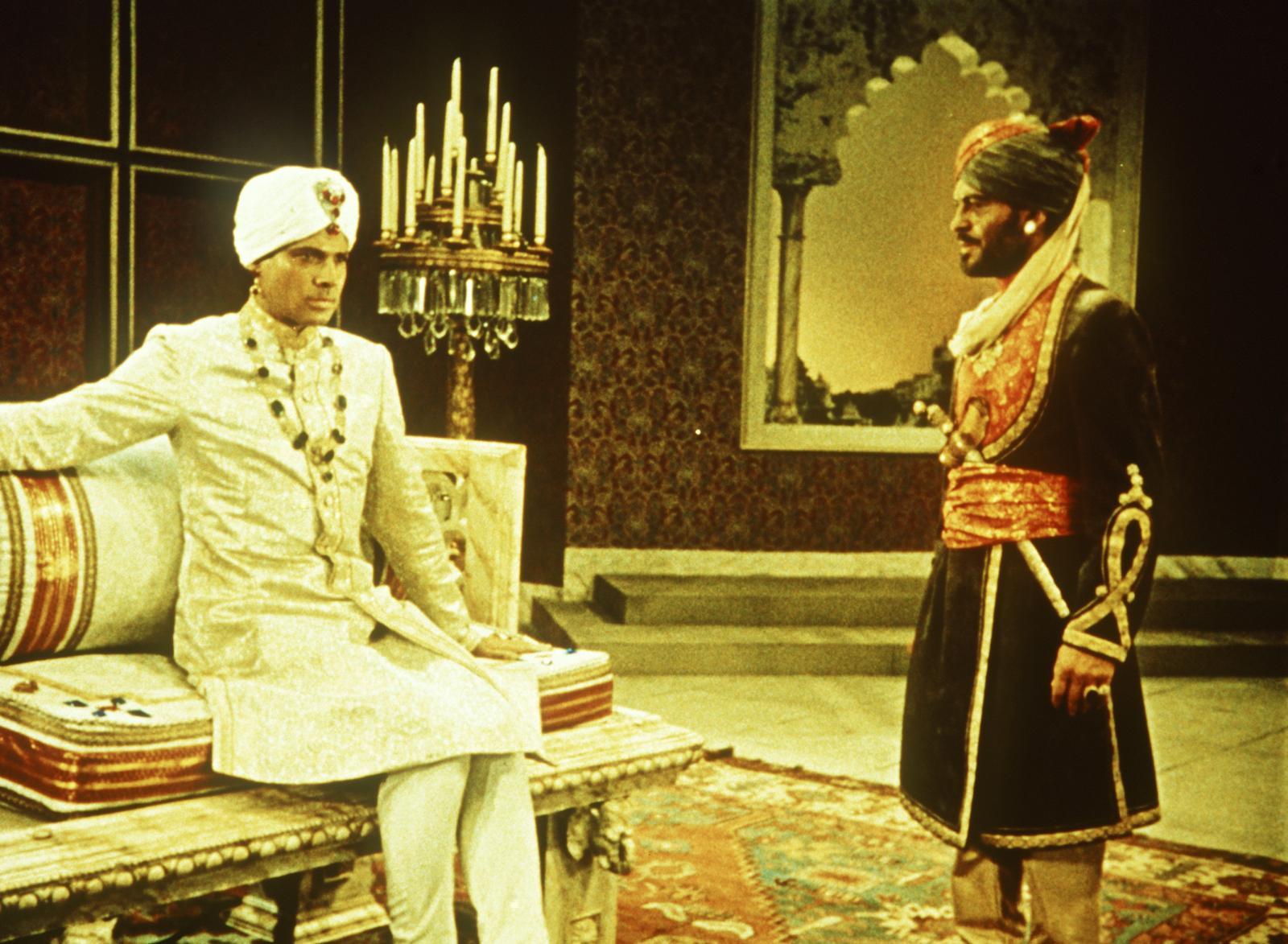 Le Tigre du Bengale de Fritz Lang
