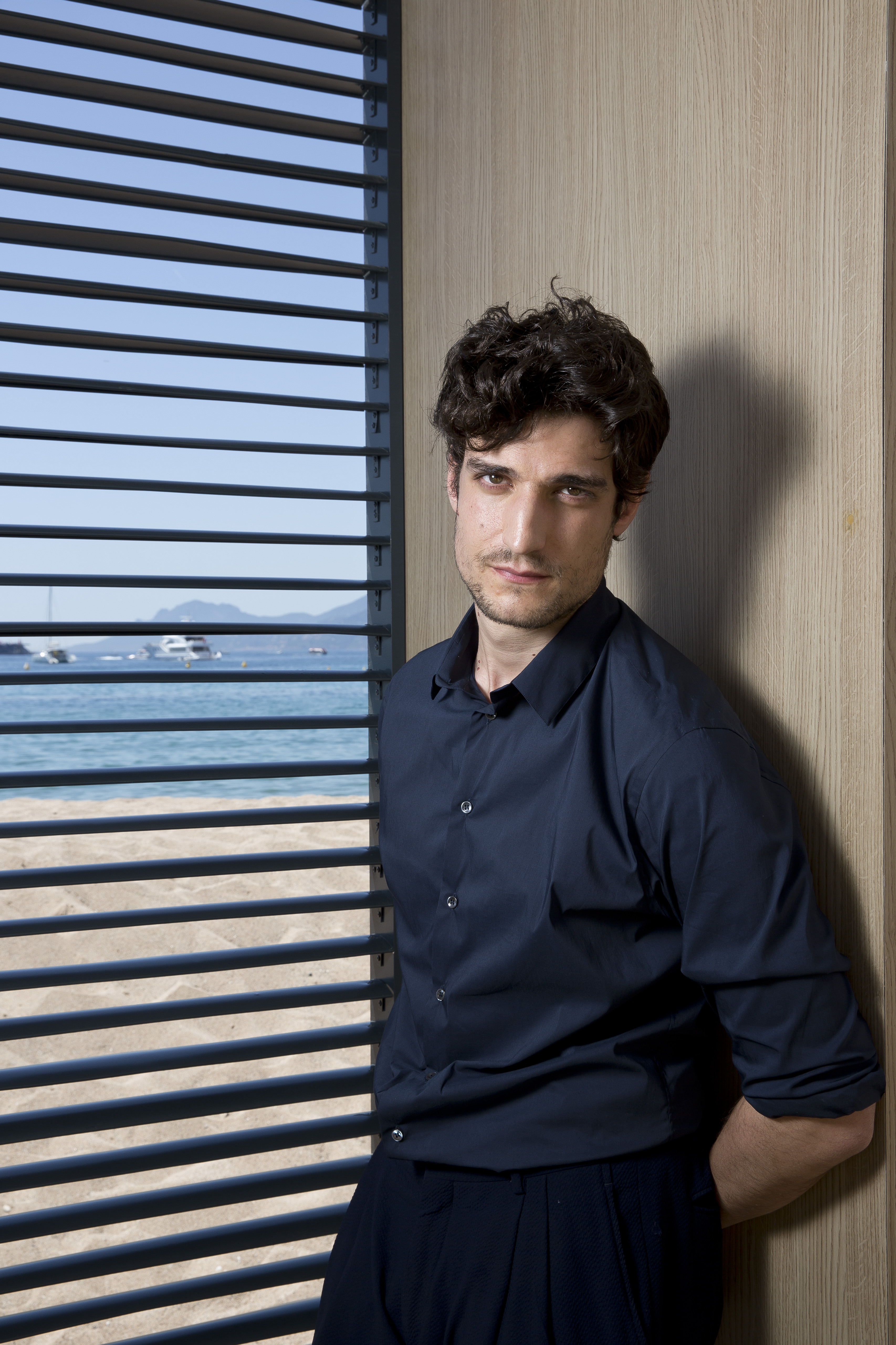 Louis Garrel par Paul Blind, Cannes 2015