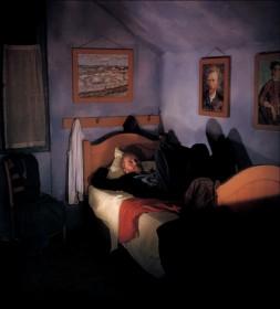 Kirk Douglas dans La Vie passionnée de Vincent Van Gogh de Vincente Minnelli