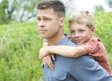 Brad Pitt dans The Tree of Life