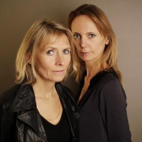 Muriel et Delphine Coulin
