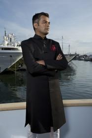 Neeraj Ghaywan par Paul Blind, Cannes 2015