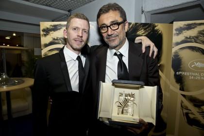 Alexandre Mallet-Guy (producteur français du film) et Nuri Bilge Ceylan © Paul Blind