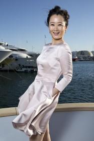 Zhao Tao par Paul Blind, Cannes 2015