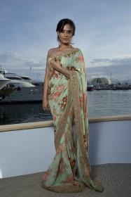 Richa Chadda par Paul Blind, Cannes 2015